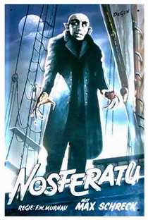 Nosferatu - Poster / Capa / Cartaz - Oficial 8