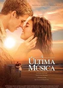 A Última Música - Poster / Capa / Cartaz - Oficial 1