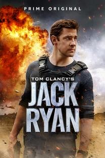 Jack Ryan (1ª Temporada) - Poster / Capa / Cartaz - Oficial 1
