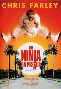 Um Ninja da Pesada - Poster / Capa / Cartaz - Oficial 2