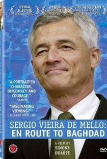 Sérgio Vieira de Mello - A Caminho de Bagdá - Poster / Capa / Cartaz - Oficial 1
