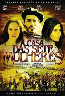 A Casa das Sete Mulheres - Poster / Capa / Cartaz - Oficial 2