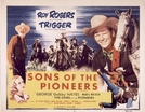 Roy Rogers e os Filhos dos Pioneiros (Roy Rogers and the Sons of the Pioneers)