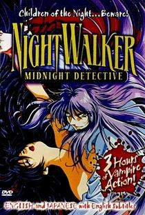 Night Walker: Mayonaka no Tantei - Poster / Capa / Cartaz - Oficial 6