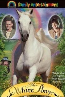 The White Pony - Poster / Capa / Cartaz - Oficial 1