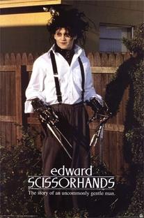 Edward Mãos de Tesoura - Poster / Capa / Cartaz - Oficial 9