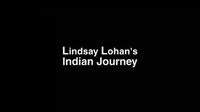 Lindsay Lohan's Indian Journey - Poster / Capa / Cartaz - Oficial 1
