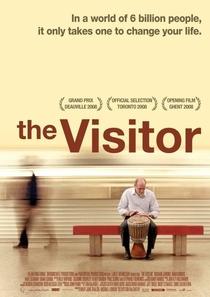 O Visitante - Poster / Capa / Cartaz - Oficial 4