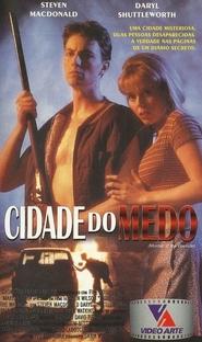 Cidade do Medo - Poster / Capa / Cartaz - Oficial 1