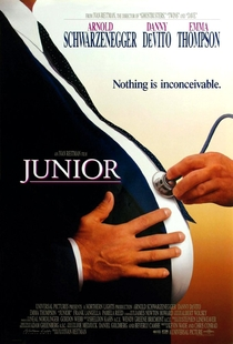 Júnior - Poster / Capa / Cartaz - Oficial 3