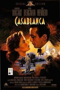 Casablanca - Poster / Capa / Cartaz - Oficial 5