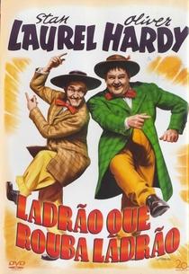 Ladrão Que Rouba Ladrão - Poster / Capa / Cartaz - Oficial 2