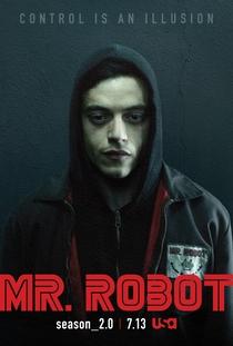 Mr. Robot (2ª Temporada) - Poster / Capa / Cartaz - Oficial 1