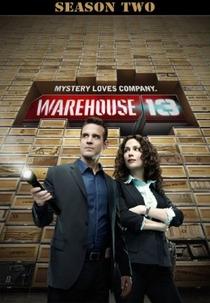 Warehouse 13  (2ª Temporada) - Poster / Capa / Cartaz - Oficial 1
