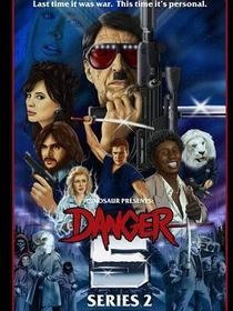 Danger 5 (2ª Temporada) - Poster / Capa / Cartaz - Oficial 1