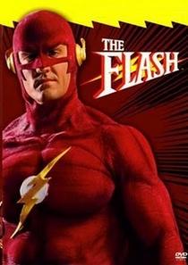 The Flash - O Último Vingador - Poster / Capa / Cartaz - Oficial 1