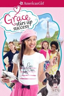Uma Garota Americana - Grace a Todo Êxito - Poster / Capa / Cartaz - Oficial 1