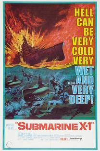 Submarino X-1 - Poster / Capa / Cartaz - Oficial 2