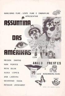 A$suntina das Amérikas - Poster / Capa / Cartaz - Oficial 1