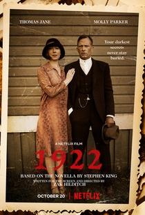 1922 - Poster / Capa / Cartaz - Oficial 1