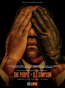 American Crime Story: O Povo Contra O.J. Simpson - Poster / Capa / Cartaz - Oficial 1