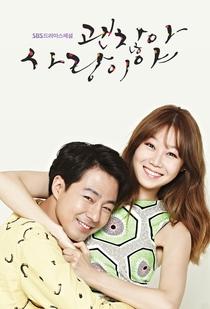 It's Okay, It's Love - Poster / Capa / Cartaz - Oficial 4
