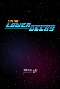 Star Trek: Lower Decks (1ª Temporada) - Poster / Capa / Cartaz - Oficial 2