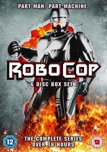 RoboCop (1ª Temporada) - Poster / Capa / Cartaz - Oficial 2