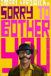 Desculpe Te Incomodar - Poster / Capa / Cartaz - Oficial 8