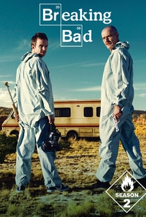 Breaking Bad (2ª Temporada) - Poster / Capa / Cartaz - Oficial 3