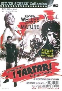 Os Bravos Tártaros - Poster / Capa / Cartaz - Oficial 3