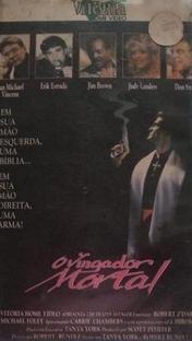 O Vingador Mortal - Poster / Capa / Cartaz - Oficial 2