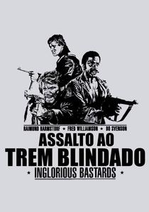 Assalto ao Trem Blindado - Poster / Capa / Cartaz - Oficial 1