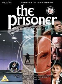 O Prisioneiro - Poster / Capa / Cartaz - Oficial 1