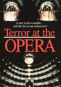 Terror na Ópera - Poster / Capa / Cartaz - Oficial 5