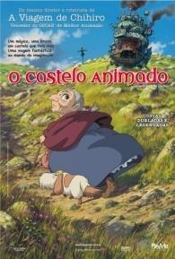 O Castelo Animado - Poster / Capa / Cartaz - Oficial 9