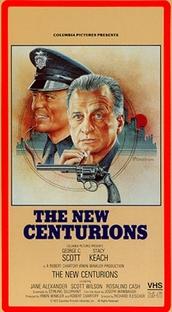 Os Novos Centuriões - Poster / Capa / Cartaz - Oficial 4