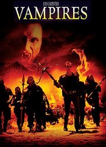 Vampiros de John Carpenter - Poster / Capa / Cartaz - Oficial 2
