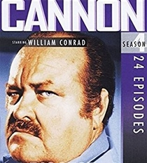 Cannon (4ª Temporada) - Poster / Capa / Cartaz - Oficial 1