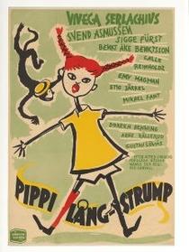 Pippi Longstocking - Poster / Capa / Cartaz - Oficial 2