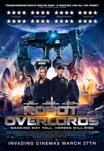 Sob o Domínio dos Robôs - Poster / Capa / Cartaz - Oficial 2