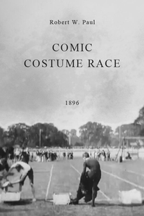 Comic Costume Race - Poster / Capa / Cartaz - Oficial 1