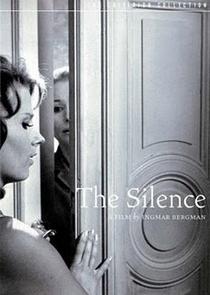 O Silêncio - Poster / Capa / Cartaz - Oficial 1
