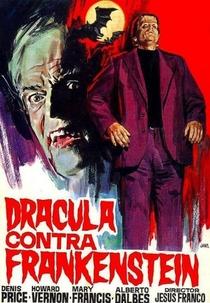Dracula: Prisoner of Frankenstein - Poster / Capa / Cartaz - Oficial 1
