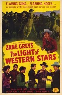 A Estrela do Ocidente - Poster / Capa / Cartaz - Oficial 1