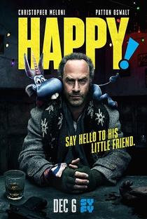 Feliz! (1ª Temporada) - Poster / Capa / Cartaz - Oficial 1