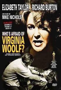 Quem Tem Medo de Virginia Woolf? - Poster / Capa / Cartaz - Oficial 6