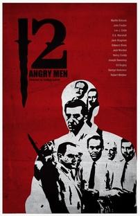 12 Homens e Uma Sentença - Poster / Capa / Cartaz - Oficial 9