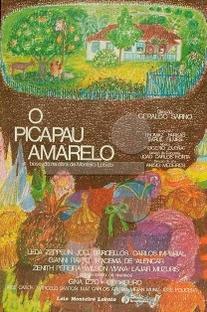 O Picapau Amarelo - Poster / Capa / Cartaz - Oficial 1