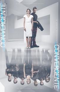 A Série Divergente: Convergente - Poster / Capa / Cartaz - Oficial 21